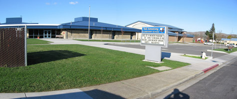 Neil Armstrong Elementary School San Ramon CA | The Harper ...