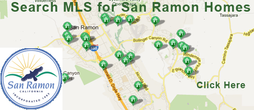 San Ramon CA Homes for Sale