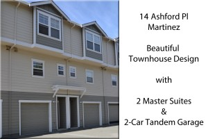 martinez ca condo for sale
