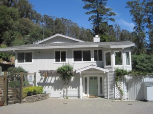 Mill Valley CA home for rent