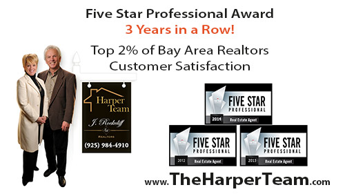 top east bay realtors